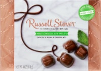 Russell Stover Mint Chocolate Melts Box