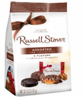 Russell Stover Assorted Chocolate Mini Gusset Bag - 6 oz