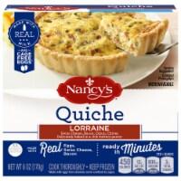 Nancy's Lorraine Quiche