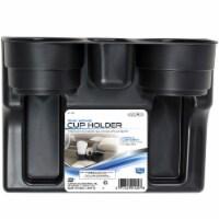 Custom Accessories Set Wedge Cup Holder - Black