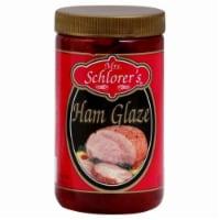 Mrs. Schlorer's Ham Glaze