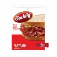 Buddig Deli Thin Pastrami