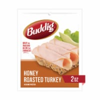 Buddig Deli Thin Honey Roasted Turkey