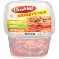 Buddig Turkey & Ham Variety Pack