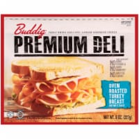 Buddig Premium Deli Oven Roasted Turkey Breast