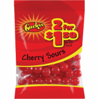 Gurley's 3 Oz. Cherry Sours 19055 Pack of 12 - 3 Oz.