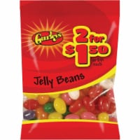 Gurley's Assorted Fruit Flavors 3.25 Oz. Jelly Beans 19072 Pack of 12
