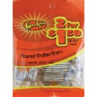 Gurley's 1.75 Oz. Peanut Butter Bars 19076 Pack of 12 - 1.75 Oz.
