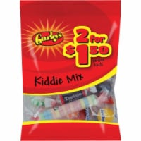 Gurley's 2.5 Oz. Kiddie Mix Candy 19080 Pack of 12