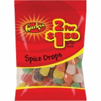 Gurley's 4.25 Oz. Spice Drops 19081 Pack of 12
