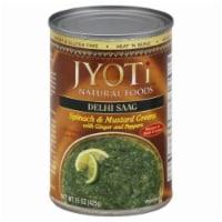 Jyoti Delhi Saag Spinach & Mustard Greens