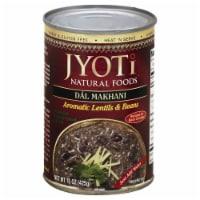 Jyoti Dal Makhani Two Bean Soup Entree