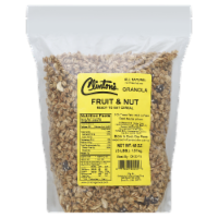 Clinton's Fruit & Nut Granola