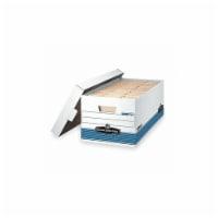 Bankers Box File,Stor,Ltr Sz,Ctn12 00701 - 1
