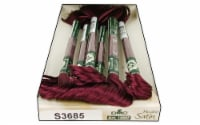 DMC Satin Embroidery Floss Eggplant - 1