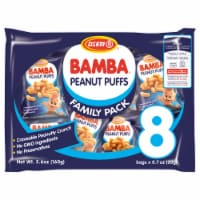 Osem Bamba Peanut Puffs Peanut Butter Snacks