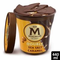 Magnum Double Sea Salt Caramel Ice Cream - 14.8 fl oz