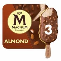 Magnum® Almond Ice Cream Bars - 3 ct / 10.14 fl oz