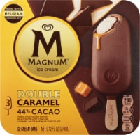 Magnum Double Caramel Vanilla Ice Cream Bars