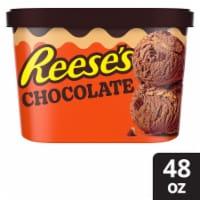 Breyers Reese's Peanut Butter Cups Chocolate Ice Cream