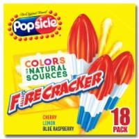 Popsicle® Firecracker Ice Pops - 28.8 oz
