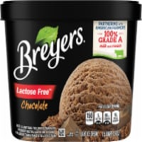 Breyers Lactose Free Chocolate Light Ice Cream