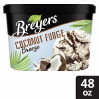 Breyers Frozen Peppermint Hot Chocolate Ice Cream