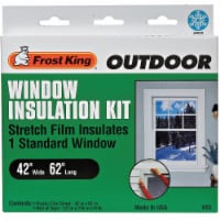 Frost King Outdoor Window Insulation Kit