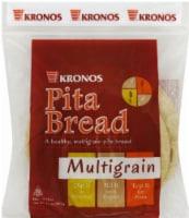 "Kronos Multigrain 6"" Round Pita Bread"