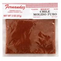 Fernandez Chile Molido Puro