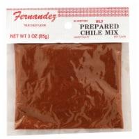 Fernandez Prepared Chile Mix