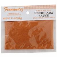 Fernandez Enchilada Sauce Mix
