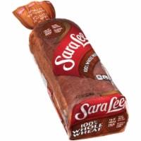 Sara Lee Classic 100% Whole Wheat Sliced Bread - 20 oz