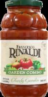 Francesco Rinaldi Garden Combo Chunky Garden Pasta Sauce
