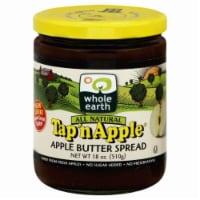 Whole Earth Tap 'n Apple Butter Spread - 18 oz