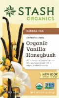 Stash Organic Vanilla Honeybush Herbal Tea