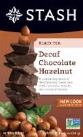 Stash Decaf Chocolate Hazelnut Black Tea