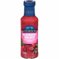 Litehouse Raspberry Walnut Naturally Flavored Dressing - 12 fl oz