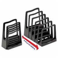 Avery® Black Adjustable File Rack - 1 ct