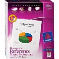 Avery®  Sheet Protector 74401 - 1