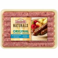 Johnsonville Naturals Original Breakfast Sausage Links