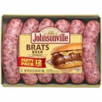Johnsonville Beer Bratwurst Party Pack