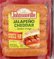 Johnsonville Jalapeno Cheddar Smoked Sausages 12 Count