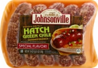 Johnsonville Hatch Sweet Green Chile Flavor Seasoned Sausages - 5 ct / 19 oz