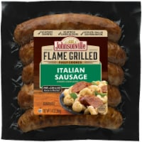 Johnsonville Flame Grilled Fully Cooked Italian Sausage