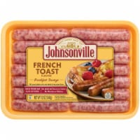 Johnsonville French Toast Flavored Breakfast Pork Sausage Links