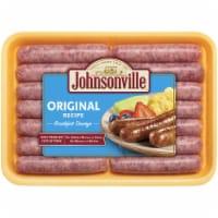 Johnsonville Original Breakfast Sausage Links, 12 Ounce -- 12 per case.