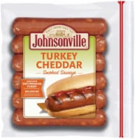 Johnsonville Turkey Cheddar Smoked Sausages