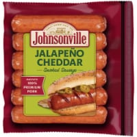 Johnsonville Jalapeno Cheddar Smoked Sausages