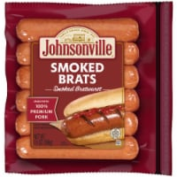 Johnsonville Smoked Bratwurst